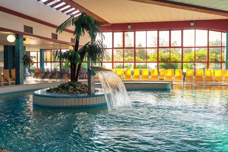 Hotel Ajda Indoor Pool (c) Hotel Ajda