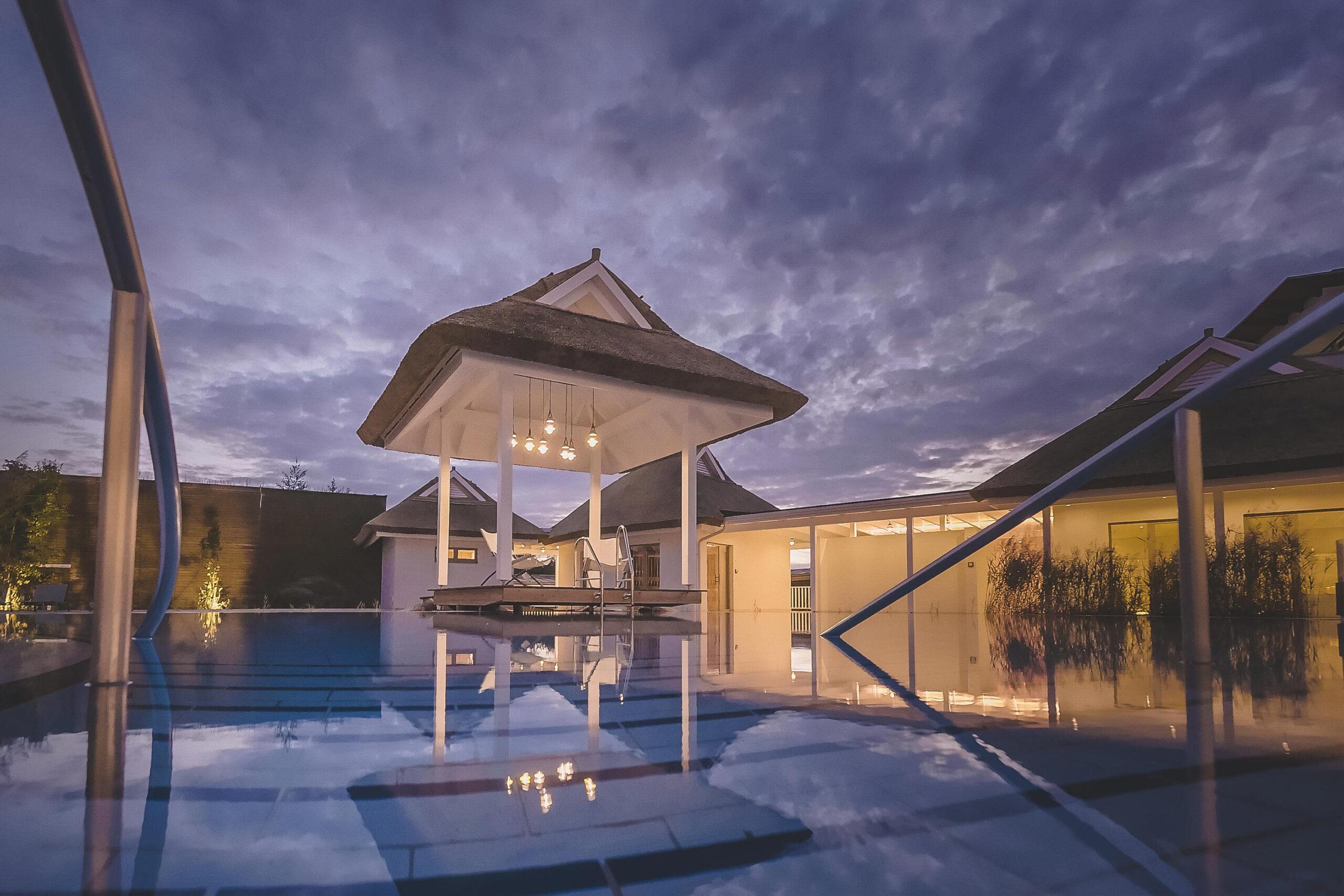 Sauna Karibischer Pavillon © FrameworkerGmbH